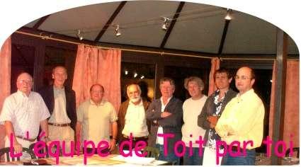 l'équipe de Toitpartoi